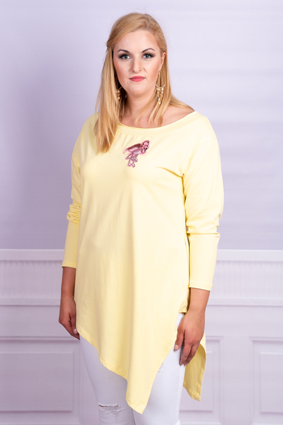 Tunika MANAR żółta