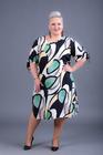 Sukienka łezka zielona