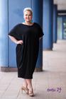 WIJA sukienka czarna