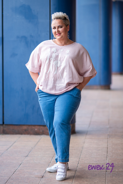 Spodnie 7/8 jeans