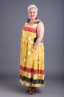 Nadia Sukienka żółta (2)
