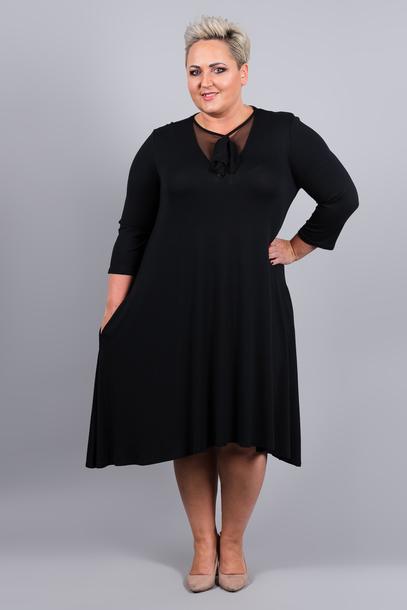 Sukienka Afana czarna