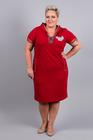 Sukienka Miki czerwona