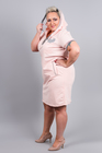 Sukienka Miki pudrowa