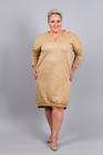 Sukienka Enjoy żółta (1)