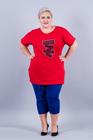 T-shirt Keep Calm czerwony (1)