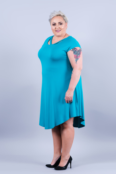 Wiki sukienka morska