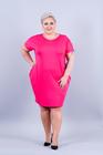 Julia sukienka fuksja (1)