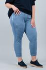 Spodnie bojówki niebieskie  (3)