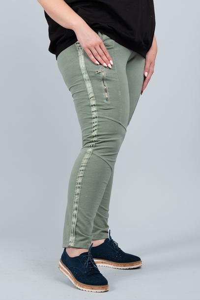 Spodnie bojówki khaki (1)