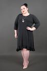 FALBANKA sukienka Grafit (1)