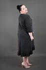 FALBANKA sukienka Grafit (2)