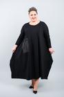 KIESZONKA sukienka czarna