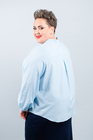 SANDRA koszula jasnoniebieska (2)