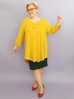 Tunika Megi żółta