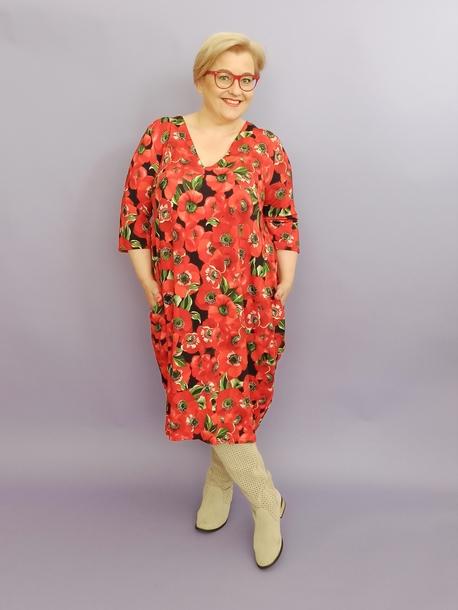 Sukienka LOLITA maki (1)