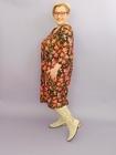 Sukienka LOLITA drobne kwiaty (3)