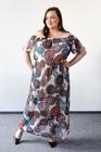 Sukienka hiszpanka koła  (1)