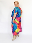 Sukienka Grand mix kolorów (4)