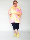 Bluza cieniowana mix neon