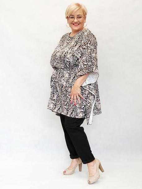 Tunika kimono groszki (1)