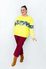 Bluza żółta
